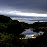 Loch in Fairy Glen
