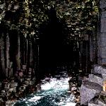 Fingal's Cave on Staffa