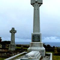 Flora MacDonald grave
