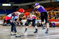 2014 WFTDA Playoffs - Charleston