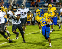 2014 NMBHS vs Carolina Forest