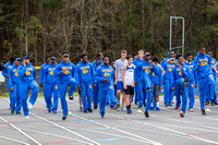 NMBHS Track and Field 2015